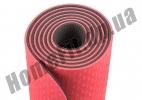 Коврик для йоги TPE, фитнеса, пилатеса, йогамат, фото 16