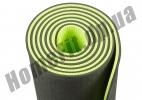 Коврик для йоги TPE, фитнеса, пилатеса, йогамат, фото 6