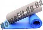 Коврик из вспененного каучука NBR для фитнеса, йоги и пилатеса фото 1