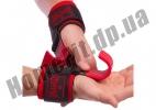 Крюки Matsa на руки для турника и тяги