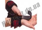 Крюки Matsa на руки для турника и тяги: фото 2