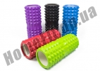Массажный цилиндр Grid Roller 33 см v.1.2