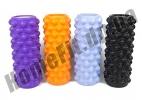 Жесткий массажный валик Grid Roller Extreme 33 см: фото 1