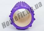 Валик массажный цилиндр Grid Roller RPO 3.0 60 см: фото 2