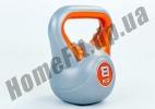 Фитнесс-гиря RA пластиковая, от 1 до 16 кг: фото 8