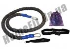 Поводок-амортизатор RDR для силовых тренировок
