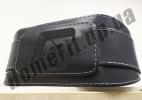 Пояс атлетический EasyFit Training Belt (кожа) EF-3359-BK: фото 1