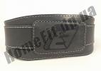 Пояс атлетический EasyFit Training Belt (кожа) EF-3359-BR: фото 5