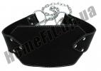Пояс для отягощения EasyFit 200 кг (кожа)