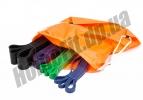 Резина для тренировок (фитнеса) – набор из 4 шт: фото 07
