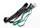 Резина для тренировок (фитнеса) – набор из 4 шт: фото 09