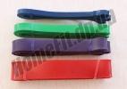 Резина для тренировок (фитнеса) – набор из 4 шт: фото 4