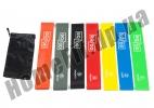 Резинки для фитнеса GoDo - Animal Pack 7