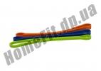 Резинки для тренировок и фитнеса MINI BANDS - набор из 3 шт: фото 1