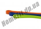 Резинки для тренировок и фитнеса MINI BANDS - набор из 3 шт: фото 4