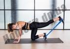 Резинки для фитнеса широкие GoDo Wide 7,5 см 4 шт: фото 10