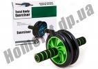 Ролик для пресса Ab Wheel (колесо-триммер)