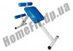 Скамья PRO для пресса (римский стул) и гиперэкстензии (тренажер спины) фото 1