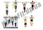 Спортивная резина для тренировок - набор Maxi (8 шт) фото 10