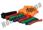 Спортивная резина для тренировок - набор Maxi (8 шт) фото 3