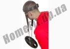 Упряжь-тренажер для шеи (кожа)