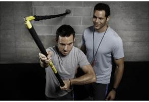 Тренажер-палка TRX Rip Trainer: упражнения 2
