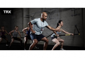 Тренажер-палка TRX Rip Trainer: упражнения 1