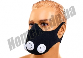Маска тренировочная Elevation Training Mask: фото 5
