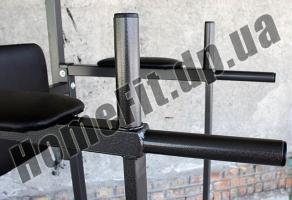 Турник-Брусья-Пресс MH-0035: ручки брусьев