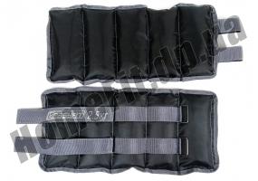 Утяжелители для рук и ног FI-2072 (манжеты): 2,5 кг