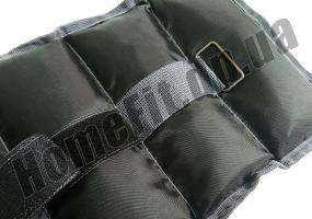 Утяжелители для рук и ног FI-2072 (манжеты): 2 кг