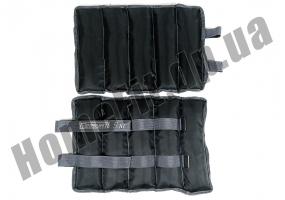 Утяжелители для рук и ног FI-2072 (манжеты): 5 кг