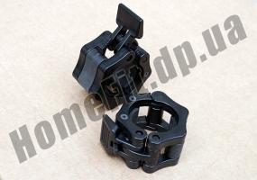 Замки для грифа 25/28/50 мм Lock-Jaw: фото 2
